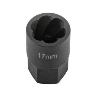 1/2″ Головка- экстрактор, HEX — 17 мм | TVK-07004-17