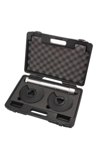 Стяжка пружин амортизаторов внутренняя (для диаметра пружин 75-155 мм) | TVK-05010