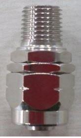 Переходник ремонтный 1/4+3/8 для шланга 10/14 мм | TVK-09046