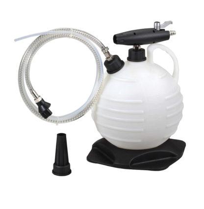 Пневматическое приспособление для откачивания масла и технических жидкостей (пневматическая маслооткачка) 6л | TVK-06047