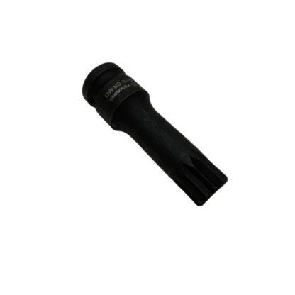 Бита-головка 1/2 Spline M18 ударная L=78 мм | TVK-07035