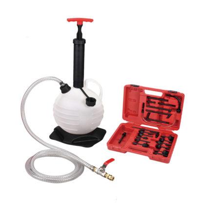 Ручной нагнетатель для автоматических коробок передач (21 переходник) | TVK-06050