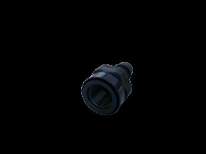 Штуцер нейлоновый «папа» быстросъемный с внутренней резьбой 1/4″ 20PF | TVK-09048